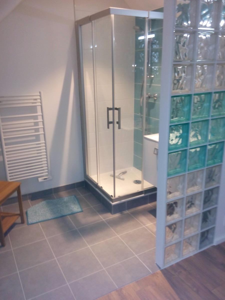 Plombier, création salle de bains à St Evarzec