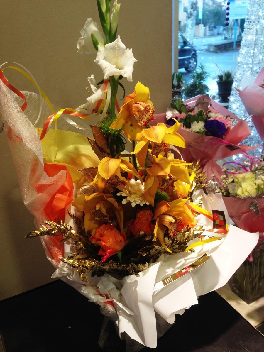 Livraison de fleurs pour Noël magasin Lola Fleurs Ales (2)