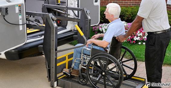Transport de personnes à mobilité réduite - Cap Transport Services