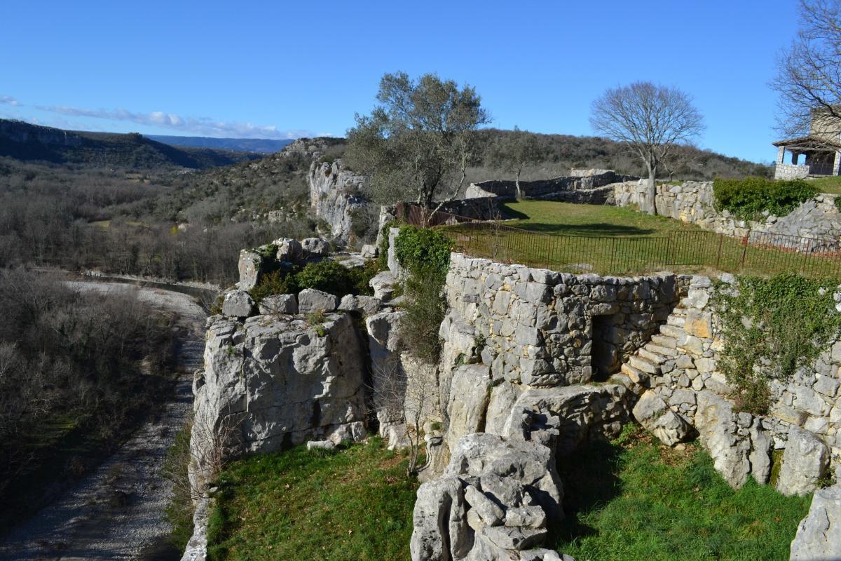 environement remarquable, patrimoine : jardins suspendus ....