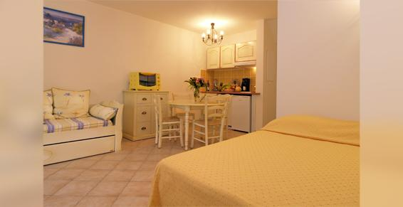 Chambre - Porto - A Barcella Résid. de Tourisme-M G Lannoy