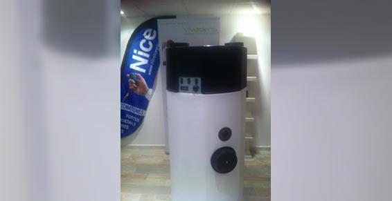 Systèmes de chauffage - Chauffe-eau thermodynamique