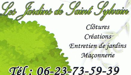 Les jardins de Saint Sylvain