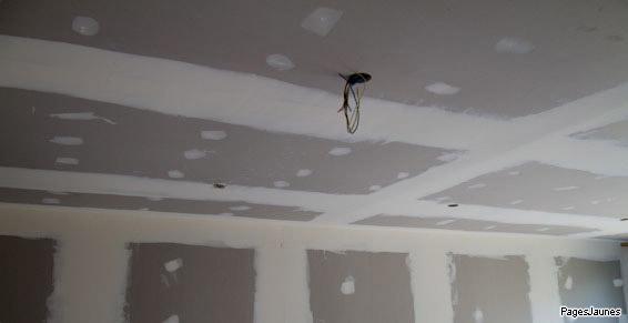 Demandez un devis gratuit à C. Val pour la pose de votre plafond