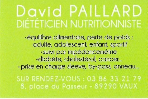Diététicien nutritionniste à Vaux et à Avallon