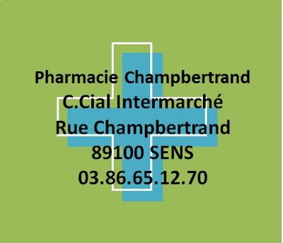 Pharmacie à Sens 89