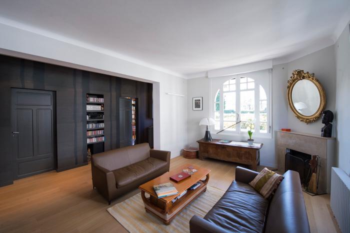 Rénovation villa, Agence d'architecture Despagnet