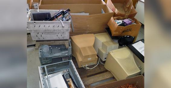 """Inter"""" Val se charge de la collecte de déchets industriels"""