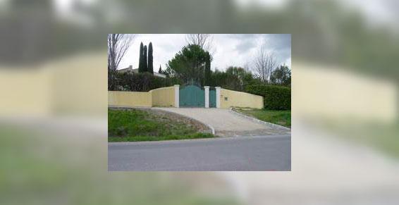 3P Construction - Clôture