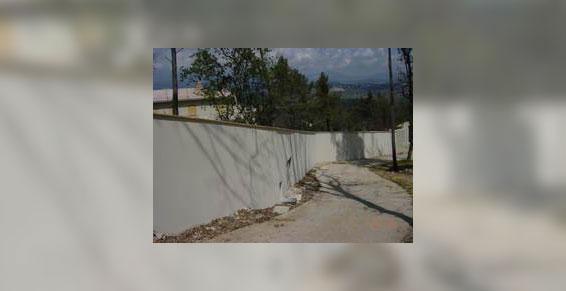 Bâtiment - réalisation de clôtures 04