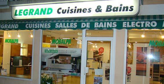 Livraison de cuisines à Moutiers