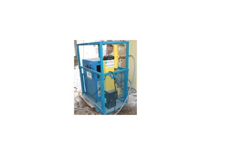 Compresseur réduction air Redebat à Villepinte