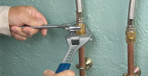 Réparation sanitaire
