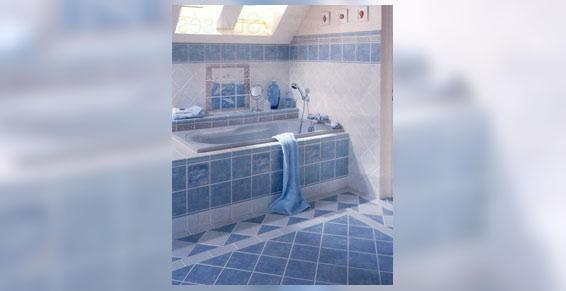 Pose carrelage faïence salle de bains - E.C.P.E. situé à Brie-Comte-Robert en Seine-et-Marne (77)