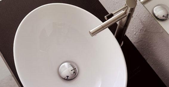 Pose de lavabo et vasque