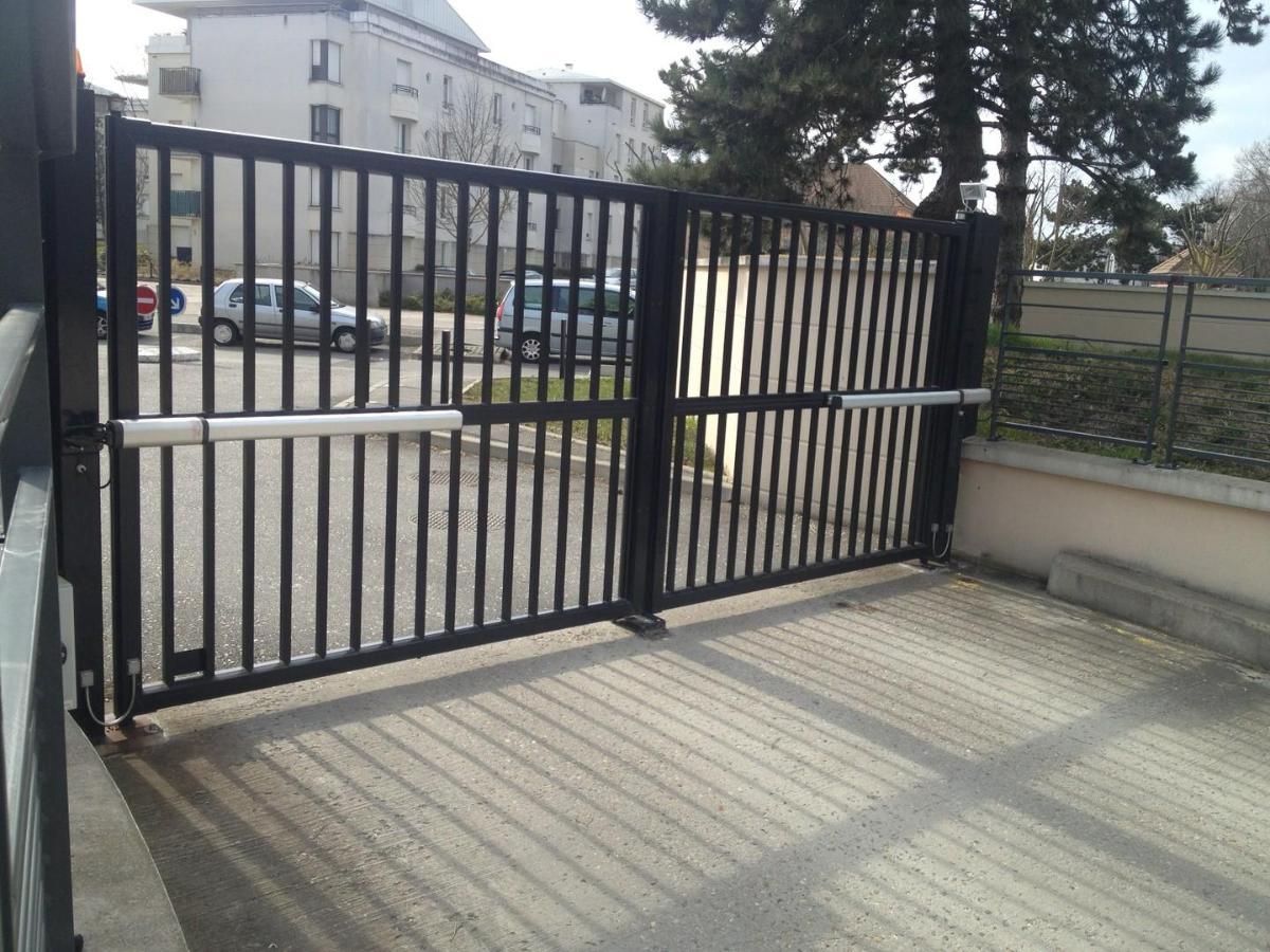 Automatisation de portes automatiques - Climelec Pro IDF