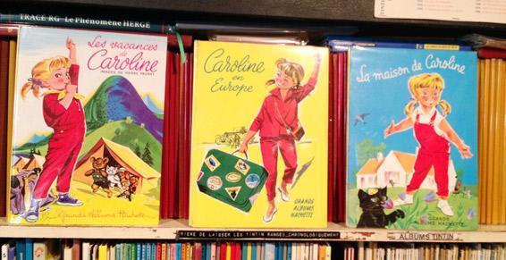 Librairie éditions anciennes à Paris