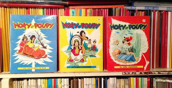 Librairie Lutèce - Librairie de bandes dessinées