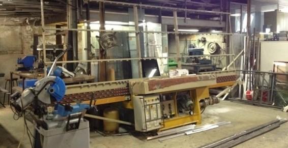 Atelier de Miroiterie Industrielle Paris