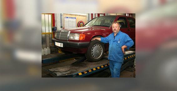 Carrosserie Muller-Wachenheim. Garage Muller dans le Bas Rhin