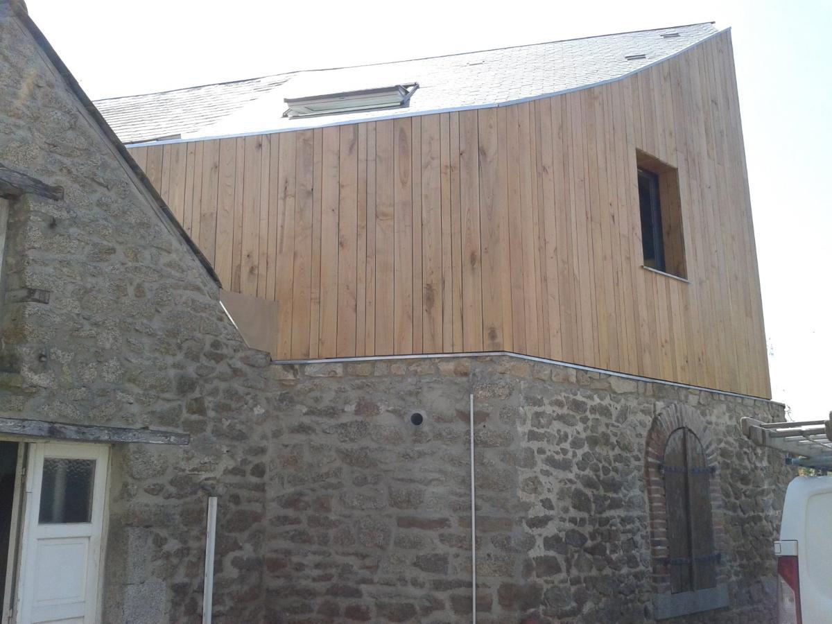 AG RENOV' Bardage à Martigné-sur-Mayenne