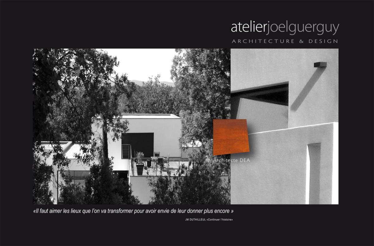 2- atelierjoelguerguy / Maison Mr & Mme R. Montélimar