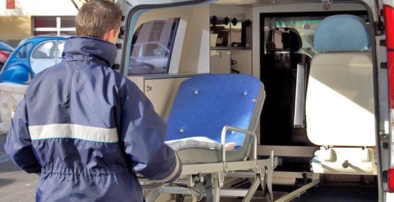 ambulances - ambulancier brancardier