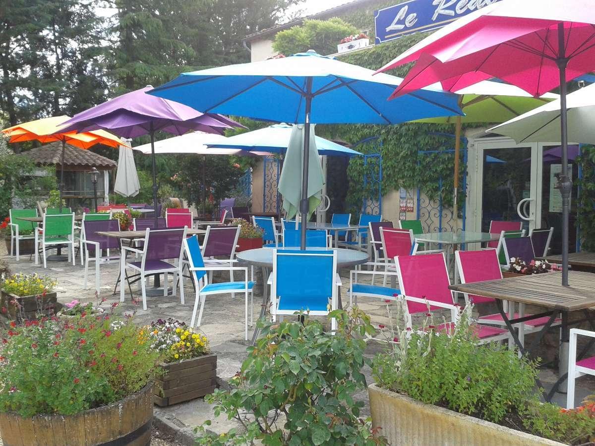 Restaurant Le Réal dans le Gard (30) dispose de plusieurs menus