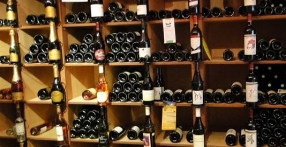La cave à vins et champagnes BIO