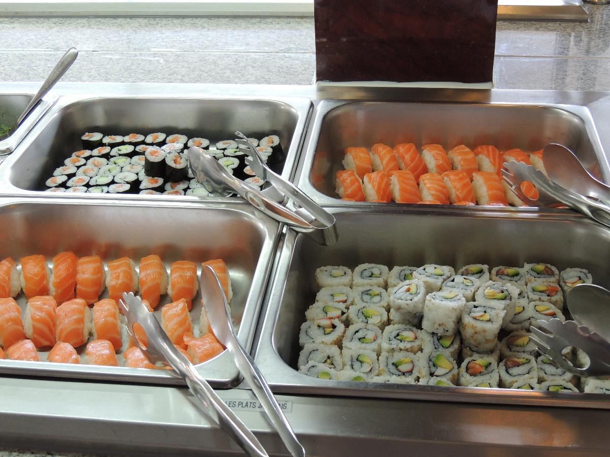 Restaurant D'Hokkaido à Olivet