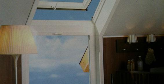 Couverture - Fenêtre de toit