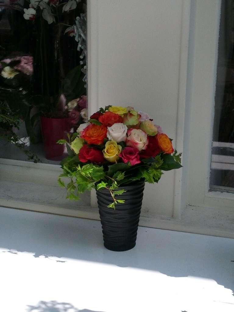 45€ (sans le vase)