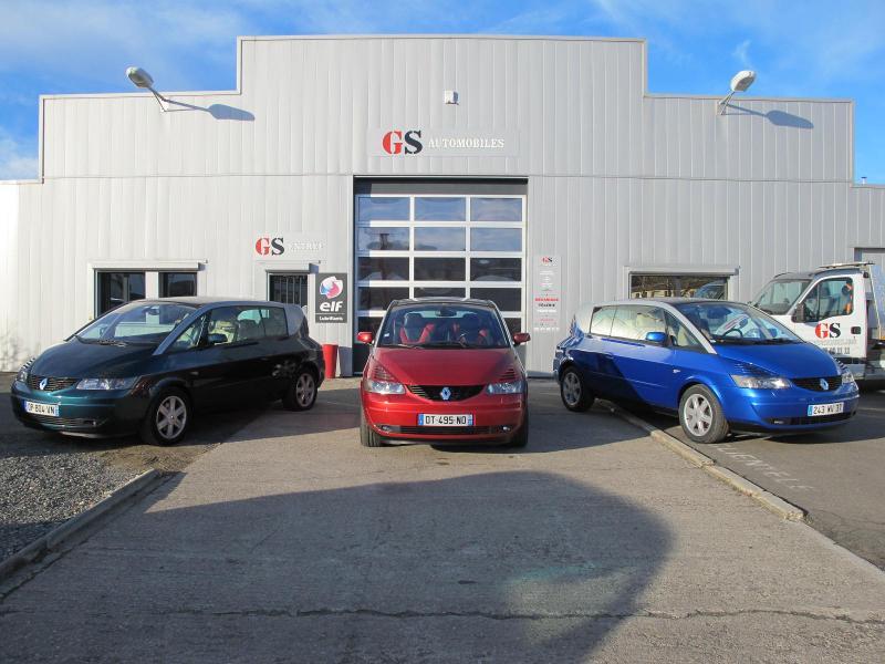 GS Automobiles - entretien de votre véhicule