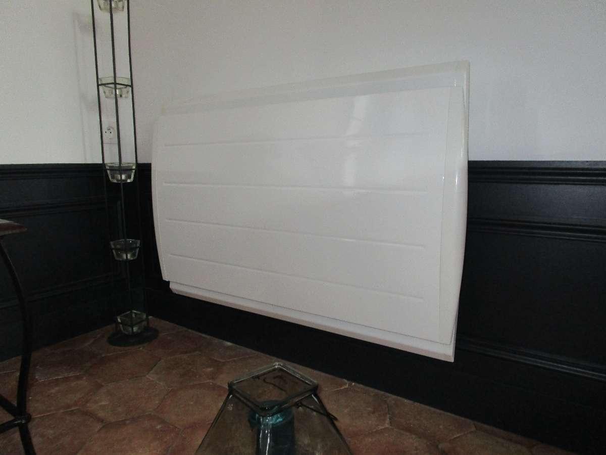 Pose radiateur électrique en fonte à inertie - APF Plomberie Chauffage à Chartres en Eure-et-Loir (28)