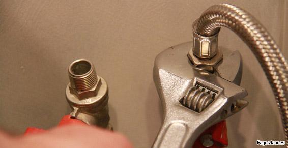 Installation et réparation de plomberie
