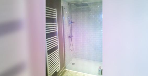 Douche Anissa - Carrelages dallages