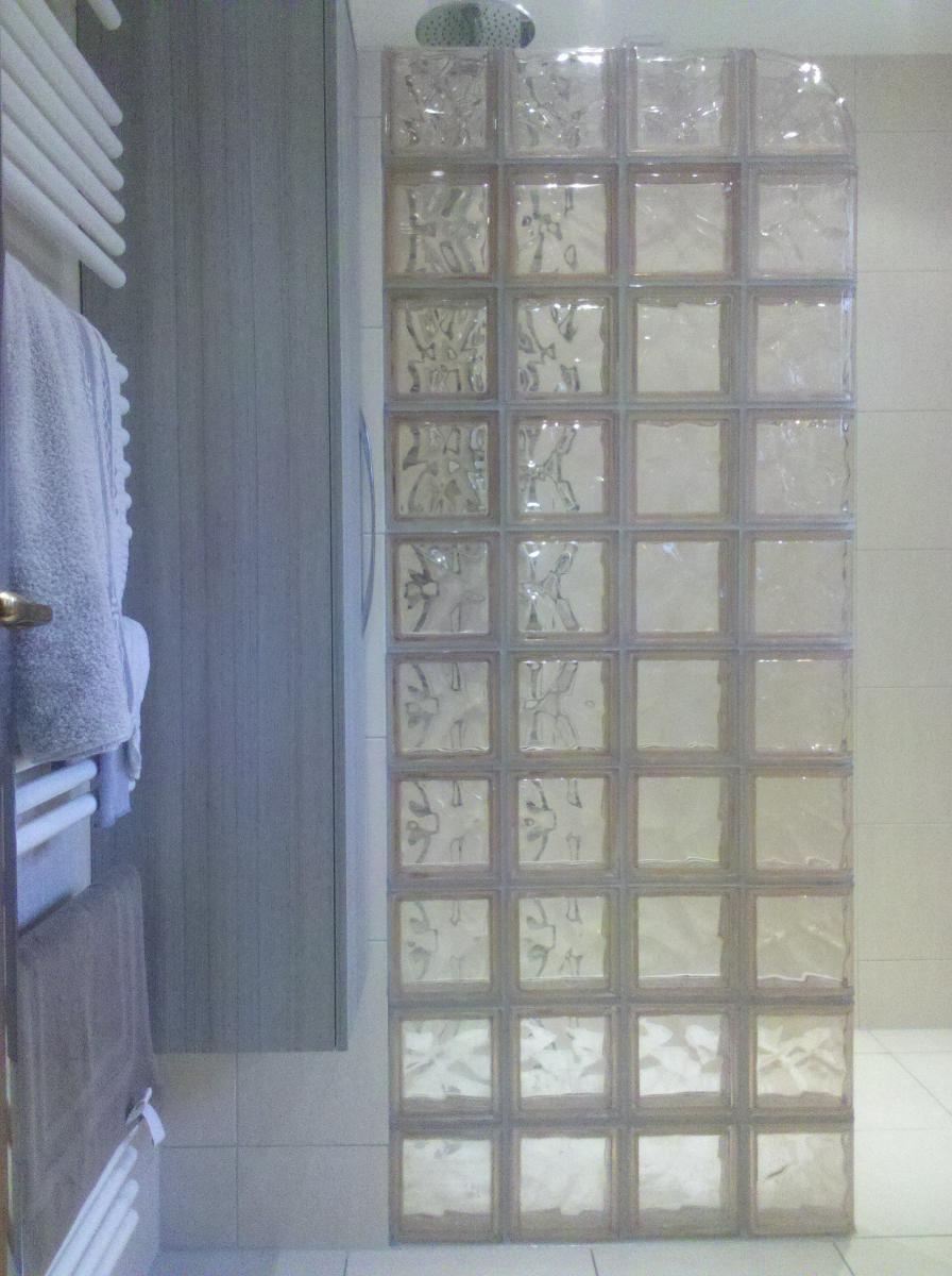Briques de verre Faverois