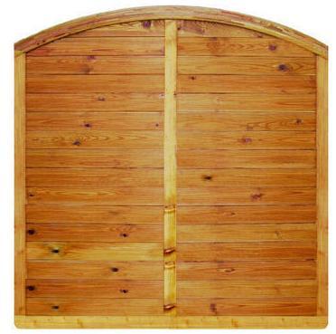 Ecran bois Bornéo cadre 40 x 78 mm3