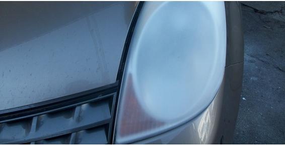 Rénovation optique de phare