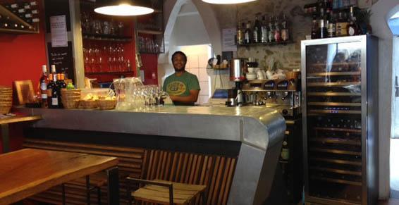 L'Escargot, bar à vins avec choix des meilleurs vins à Carcassonne