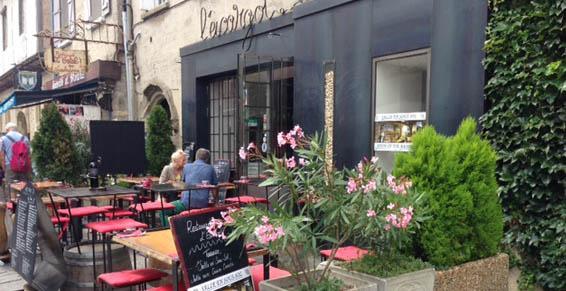 Restaurant l'escargot à Carcassonne (11)