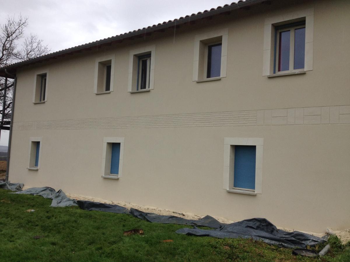 Montauban, Caussade Ravalement de façades Lorenzo Project (82)