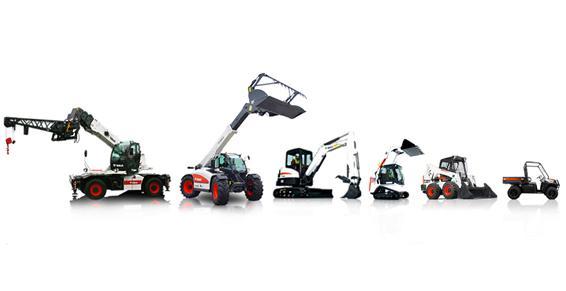Gamme complète de machines en location chez Loc A2F