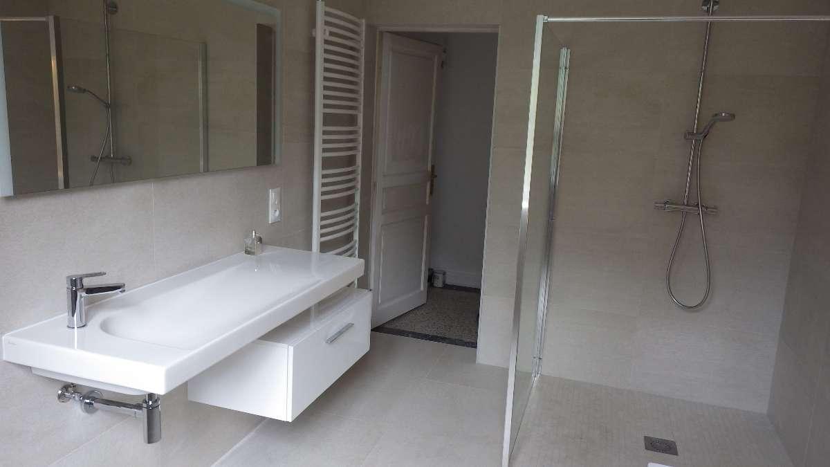 Rénovation salle de bains au Ban-Saint-Martin