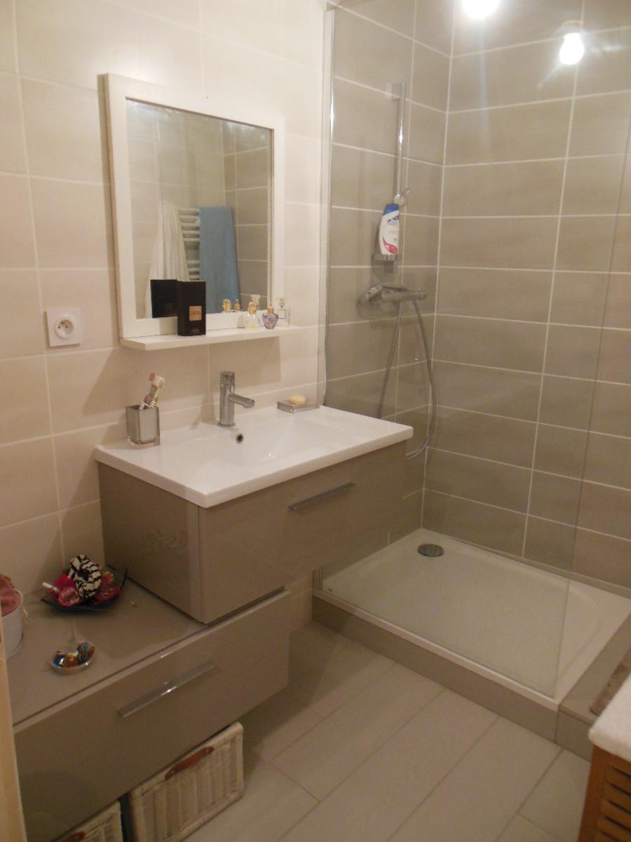 Rénovation salle de bains à Metz