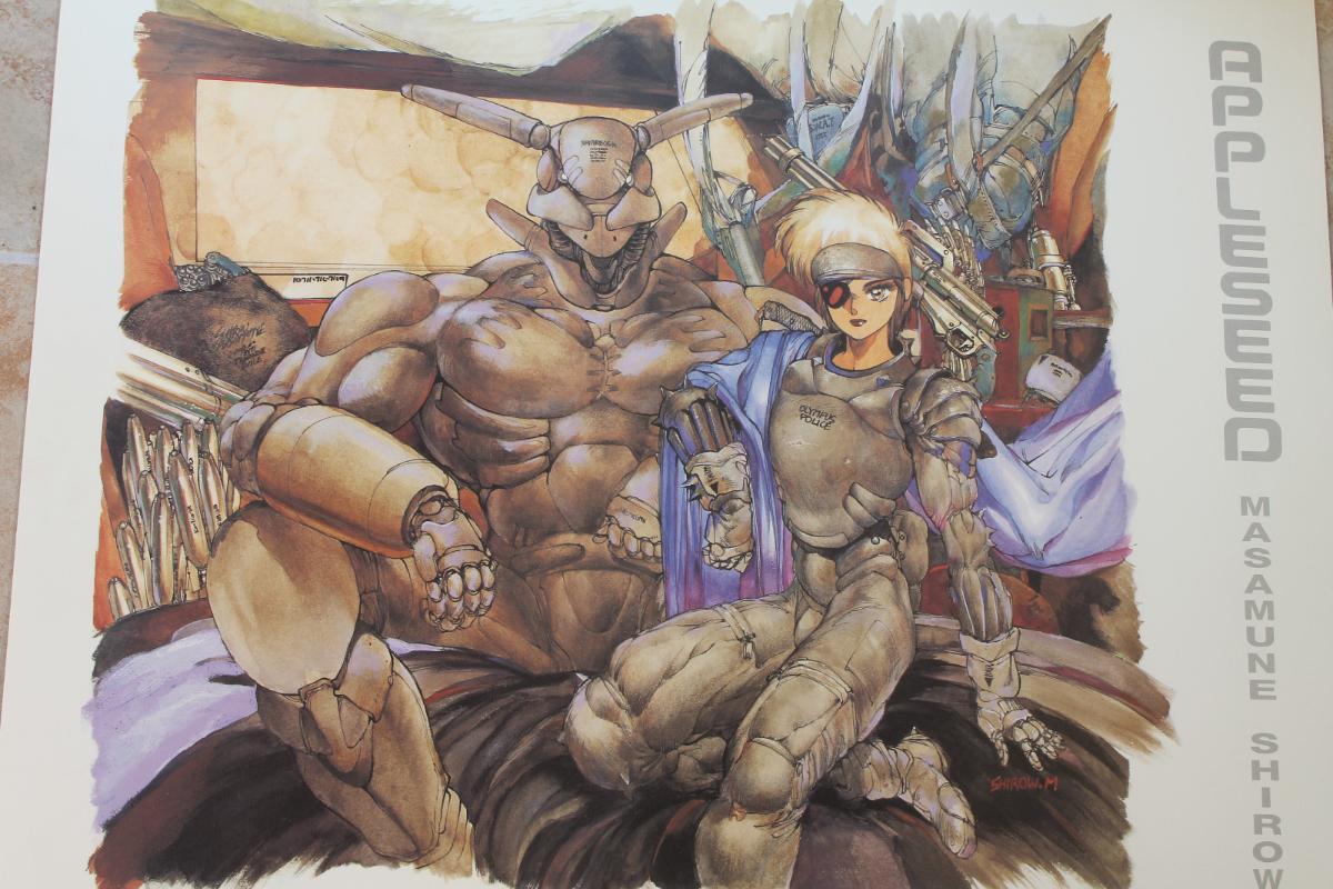 Affiches Manga : 25 euros