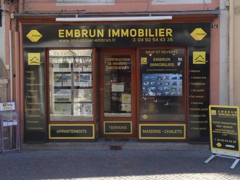 Embrun Immobilier, agence immobilière à Embrun (05)