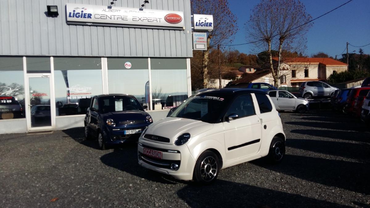 Microcar M.GO Premium  (VENDU)
