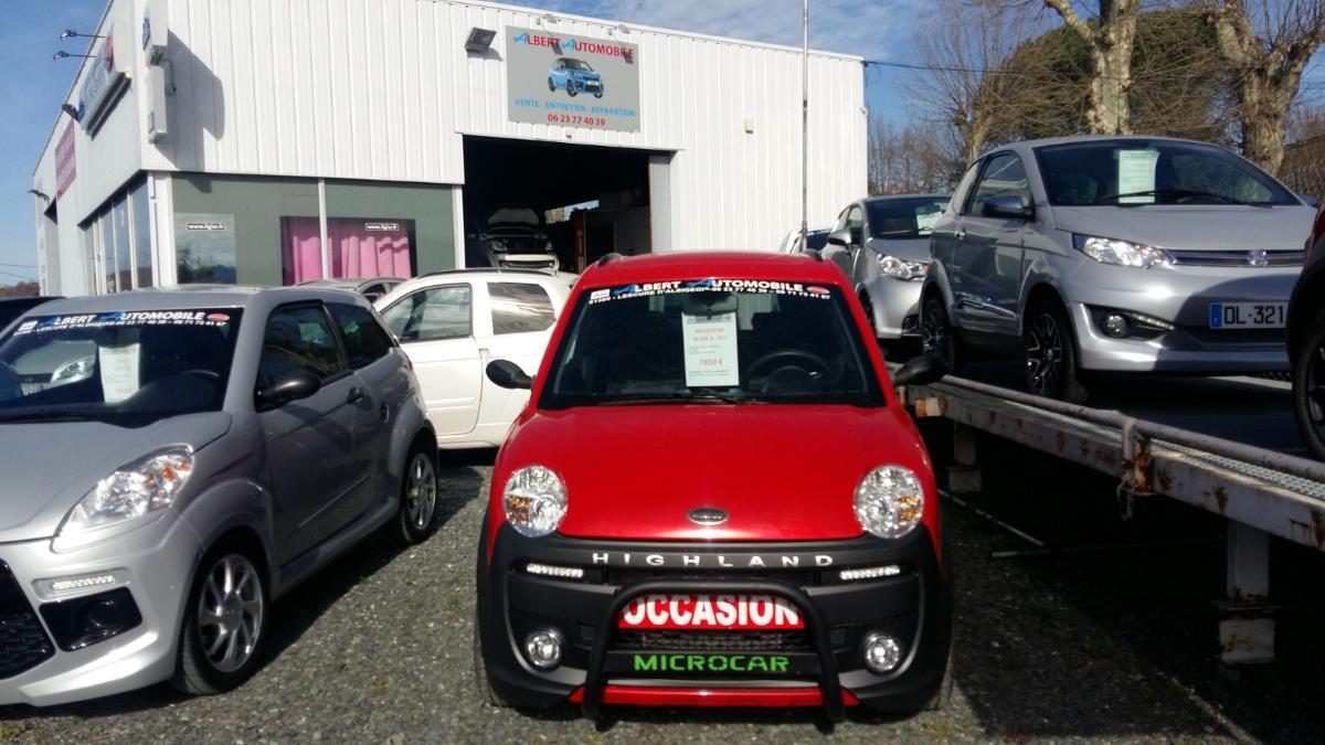 Microcar M.GO X Dci