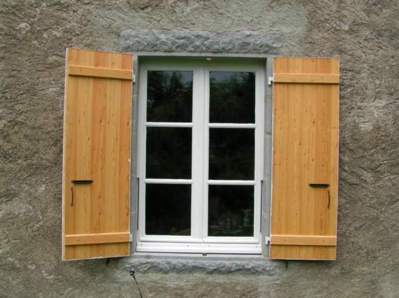 La carte protège les fenêtres à l'ouverture